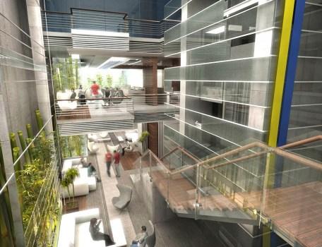 hall.302 456x350 Boca Juniors Hotel โรงแรมโบคา จูเนียร์ส จุดพักคนรักบอล