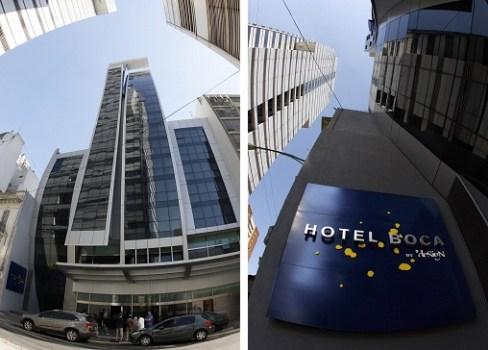 """Boca Juniors Hotel โรงแรมโบคา จูเนียร์ส """"จุดพักคนรักบอล"""" 15 -"""