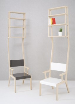 Object-A,B,Eเก้าอี้ multi-function สัญชาติเกาหลี 16 - chair