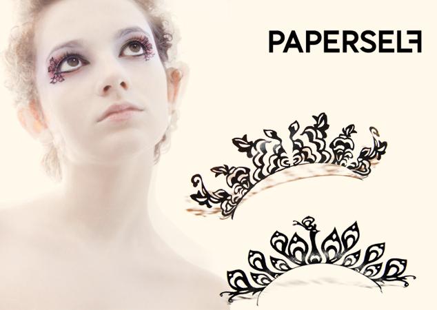 Paperself Eyelashes ขนตาปลอมของเธอ! ช่างเด้งอะไรเช่นนี้ 13 - Paperself Eyelashes