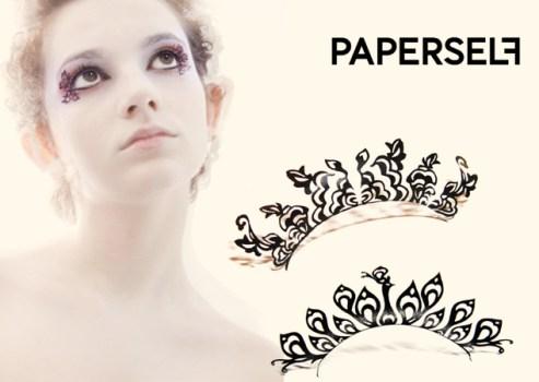 Paperself Eyelashes ขนตาปลอมของเธอ! ช่างเด้งอะไรเช่นนี้ 22 - Paperself Eyelashes