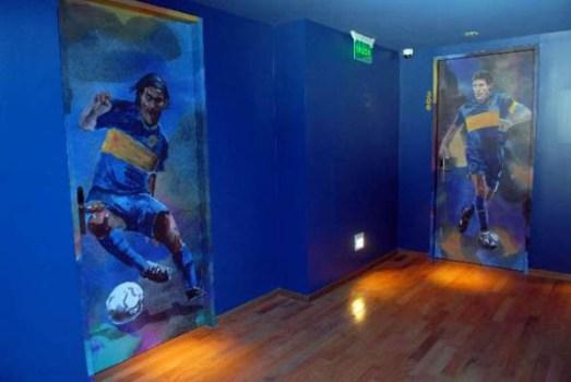 poo 523x350 Boca Juniors Hotel โรงแรมโบคา จูเนียร์ส จุดพักคนรักบอล
