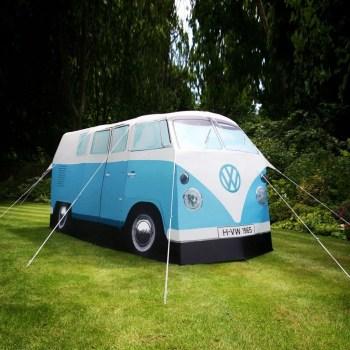 Volkswagen Van Tent เต๊นท์นี้นอนได้ถึง 4 คน!! 5 - Car