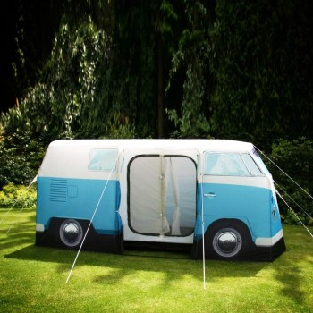 Volkswagen Van Tent เต๊นท์นี้นอนได้ถึง 4 คน!! 4 - Car
