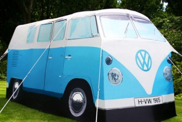 Volkswagen Van Tent เต๊นท์นี้นอนได้ถึง 4 คน!! 22 - Car