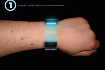 Rollerphone..สมาร์ทโฟน บนสายรัดข้อมือ แบบหนัง Sci-Fi เลย 12 - cool gadget