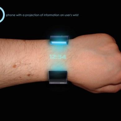 Rollerphone..สมาร์ทโฟน บนสายรัดข้อมือ แบบหนัง Sci-Fi เลย 16 - cool gadget