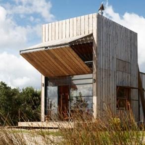 บ้านตากอากาศเคลื่อนที่ Eco-Friendly หรูดูดี และไม่เหลือขยะ และน้ำเสียทิ้งไว้ในพื้นที่ 15 - eco-friendly design