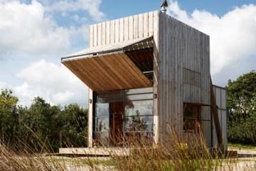 บ้านตากอากาศเคลื่อนที่ Eco-Friendly หรูดูดี และไม่เหลือขยะ และน้ำเสียทิ้งไว้ในพื้นที่ 10 - eco-friendly design
