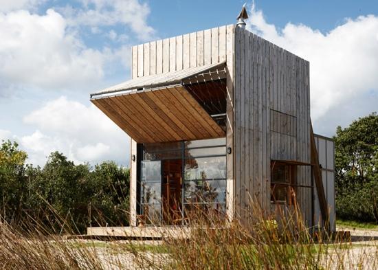 บ้านตากอากาศเคลื่อนที่ Eco-Friendly หรูดูดี และไม่เหลือขยะ และน้ำเสียทิ้งไว้ในพื้นที่ 14 - sustainable