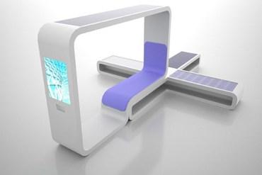 จุดให้บริการข้อมูล..ที่อุปกรณ์ทุกชิ้นได้พลังงานจาก แสงอาทิตย์ 21 - Solar Power