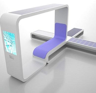 จุดให้บริการข้อมูล..ที่อุปกรณ์ทุกชิ้นได้พลังงานจาก แสงอาทิตย์ 22 - green energy