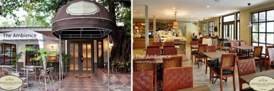 Cheesecake House & Restaurant นั่งดื่มกาแฟของที่นี่ในราคาสบายๆย่าน ซอยเอกมัย 12  7 - banana cup cake
