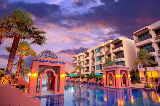 Morrakesh Hua-Hin Resort & Spa มนตราแห่งโมร็อคโกกลางเมืองหัวหิน 16 - Hua-HIn