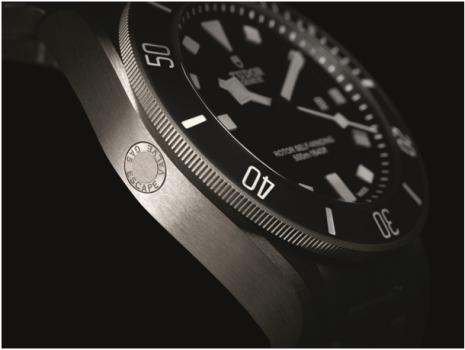 7 7 2012 3 27 06 PM 465x350 Sponsored Video: Tudor Pelagos ออกแบบเพื่อนักดำน้ำ สายข้อมือปรับเองตามระดับความลึก