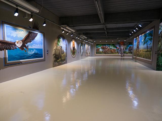 Art in Paradise Pattaya พิพิธภัณฑ์ภาพจิตรกรรม 3 มิติ สนุกสนานไปกับภาพวาดลวงตาทะลุมิติ ที่พัทยา 5 - 100 Share+