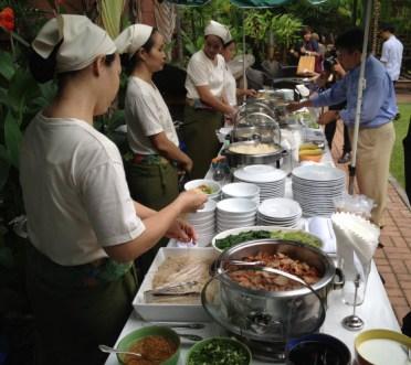 %name  เมื่อของว่างไทย..เป็นเมนูในบริการจัดเลี้ยง โดย S&P Caterman งานนี้ไม่ใช่แค่เสริฟอาหาร..แต่สานต่อมรดกทางวัฒนธรรม
