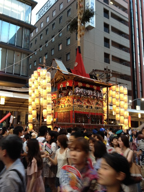 By the official summer start - Kyoto Gion Festival 14 - festival