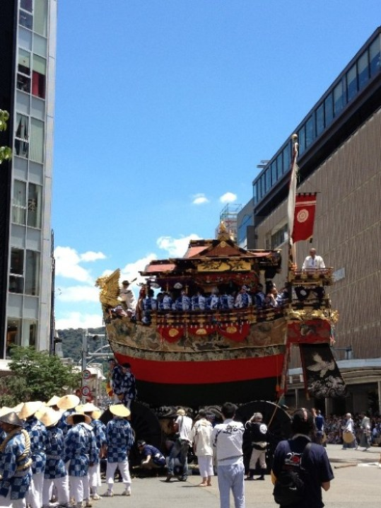 IMG 4041 1 By the official summer start Kyoto Gion Festival