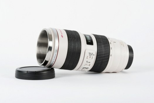 camera lens mug aae1 600.0000001338500951 525x350 Canon Camera Lens Mugs เลนส์กล้องหรือแก้วน้ำกันแน่!!