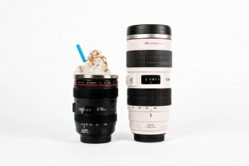 Canon Camera Lens Mugs เลนส์กล้องหรือแก้วน้ำกันแน่!! 2 - Mugs