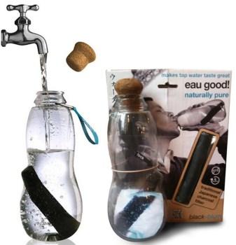 eaugood3 337x350 Eau good น้ำประปาก็ดื่มได้ด้วยขวดกรองน้ำ!!