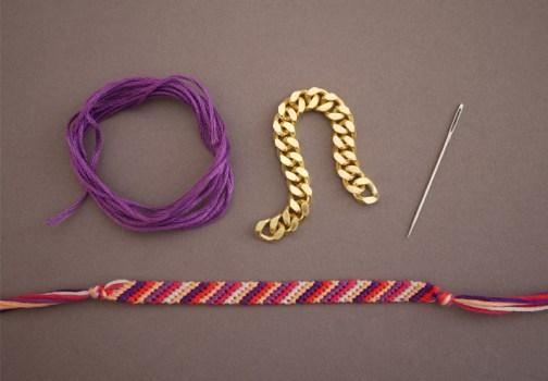 DIY Bracelets สุดฮิต อินเทรนด์!! 19 - DIY