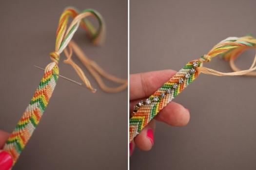 friendship3 525x350 DIY Bracelets สุดฮิต อินเทรนด์!!