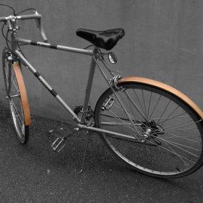 Wooden Bike Accessories หลากหลายของตกแต่งจักรยานที่ทำจากไม้ 25 - fender