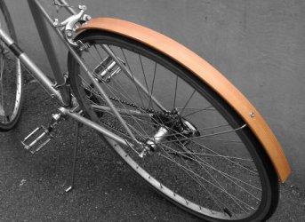 Wooden Bike Accessories หลากหลายของตกแต่งจักรยานที่ทำจากไม้ 21 - fender