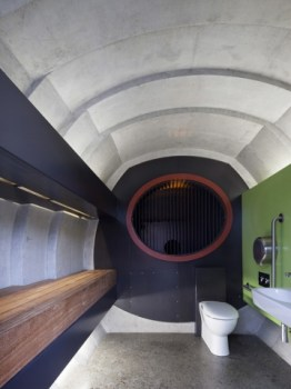 Kumutoto Public Toilets,Wellington 17 - Architecture