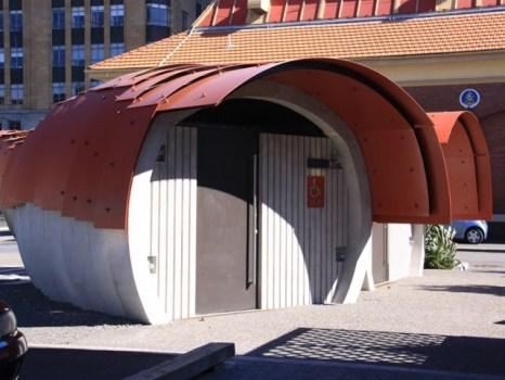 Kumutoto Public Toilets,Wellington 20 - Architecture