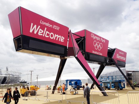 London olympics 2012 8 - London's Olympic