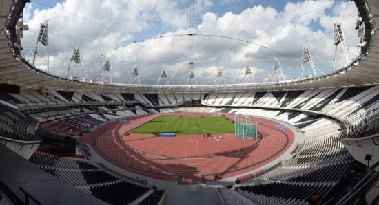 London olympics 2012 13 - London's Olympic
