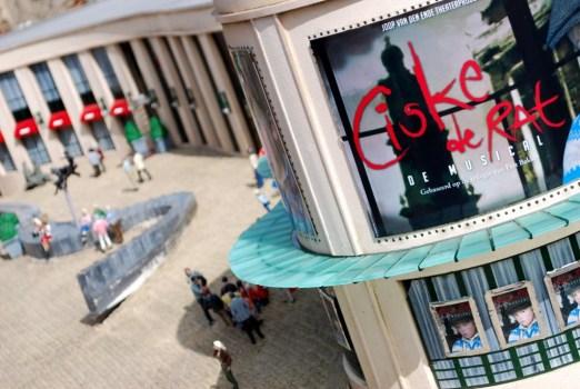 madurodam10 522x350 Madurodam เมืองจิ๋ว มาดูโรดัม อีกแหล่งท่องเที่ยวที่น่าสนใจในประเทศเนเธแลนด์