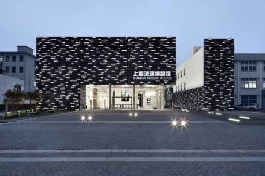 Shanghai Museum of Glass พิพิธภัณฑ์ความงามของอุตสาหกรรมแก้ว กระจก และคริสตัล 14 - Shanghai Museum of Glass