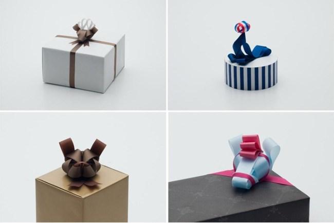 ribbon origami 10 750x500 LOVELY Ribbon Ribbonesia ริบบิ้นห่อของขวัญสุดสร้างสรรค์