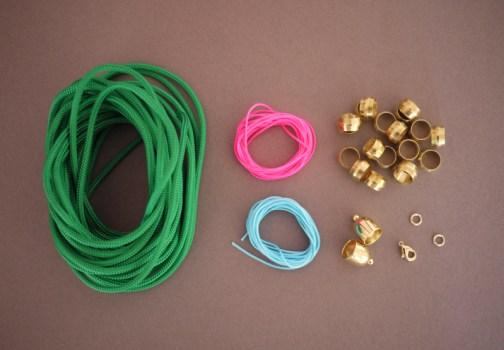 DIY.Rope Necklace ของขวัญให้คุณแม่ 15 - DIY