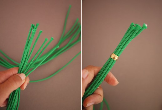 ropenecklace3 517x350 DIY.Rope Necklace ของขวัญให้คุณแม่