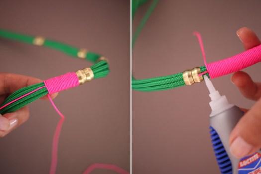 DIY.Rope Necklace ของขวัญให้คุณแม่ 19 - DIY