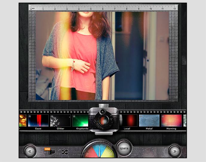 """แต่งภาพ Vintage แบบออนไลน์ สวย ง่าย อย่างมีสไตล์ใน 3Step ด้วย """"pixlr - o - matic"""" 13 - iPhone"""