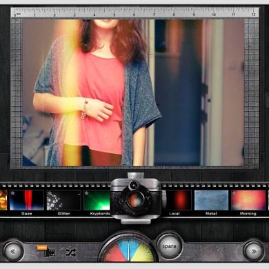 """แต่งภาพ Vintage แบบออนไลน์ สวย ง่าย อย่างมีสไตล์ใน 3Step ด้วย """"pixlr - o - matic"""" 18 - iPhone"""