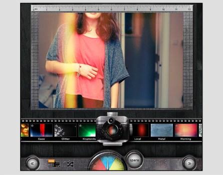 """แต่งภาพ Vintage แบบออนไลน์ สวย ง่าย อย่างมีสไตล์ใน 3Step ด้วย """"pixlr - o - matic"""" 14 - iPhone"""