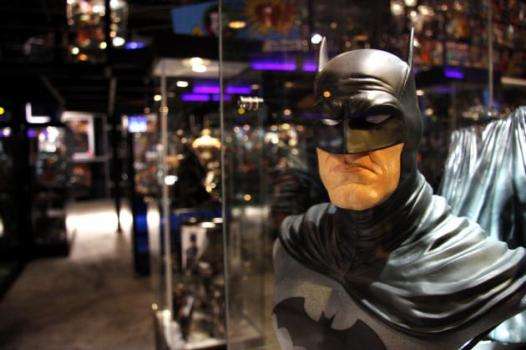 Batcat Museum & Toys Thailand รวมของสะสมแบทแมนใหญ่ที่สุดในเอเซีย 14 - Batcat Museum & Toys Thailand
