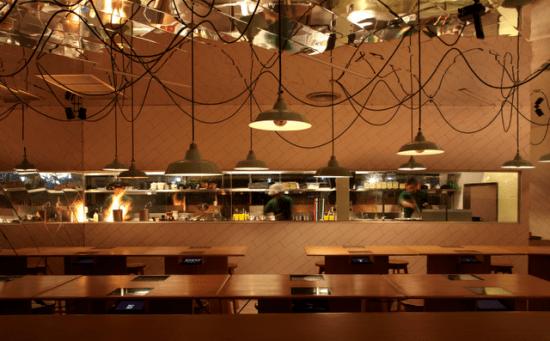 "KOOON by Indies'Kitchen ร้านอาหาร ""คูณ"" ความอร่อยและความสนุก เพิ่มขึ้นอีกเท่าตัวด้วย ระบบการสั่งอาหารผ่านแอพ ในเครื่อง Ipad 18 - iPad 2"