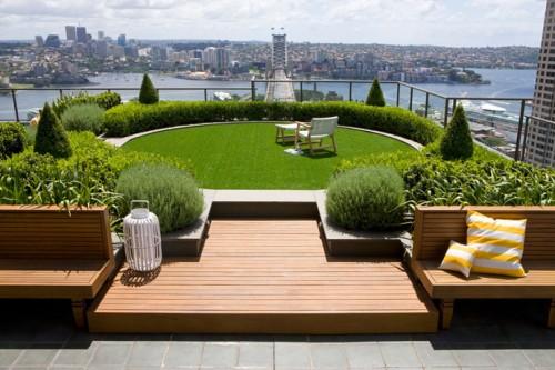 "Green on Rooftop Restaurant แนวคิดเรื่อง ""สวนครัวบนตึก ระฟ้า"" 22 - Rooftop Restaurant"