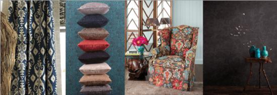 House on The Klong วอลล์เปเปอร์คอลเล็กชั่นแรกของจิม ทอมป์สัน 18 - fabrics