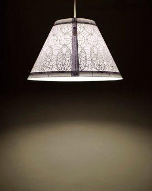 Paper lamp ที่สร้างสรรค์เองได้ 21 -