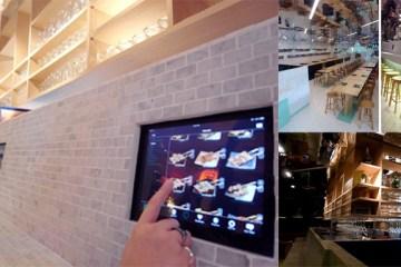 "KOOON by Indies'Kitchen ร้านอาหาร ""คูณ"" ความอร่อยและความสนุก เพิ่มขึ้นอีกเท่าตัวด้วย ระบบการสั่งอาหารผ่านแอพ ในเครื่อง Ipad"