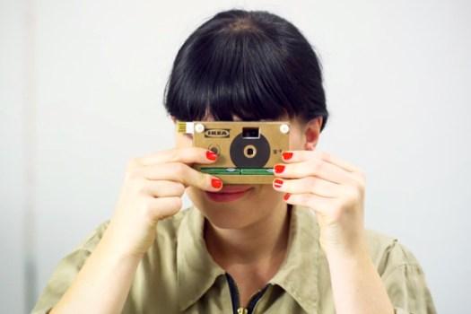 Step to the Future กล้องถ่ายรูปจาก IKEA 16 - IKEA (อิเกีย)